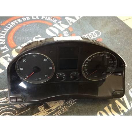 Compteur / combiné porte-instruments pour VW Golf 5 ref 1K0920860F / 1K0920860FX