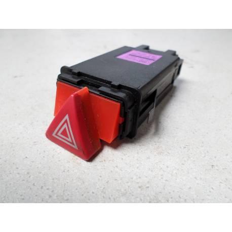 Bouton feu de détresse / Warning pour Audi A6 4B ref 4B0941509D