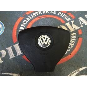 Airbag volant pour VW Polo 9N ref 6Q0880201AA / 6Q0880201AC / 6Q0880201AC1QB