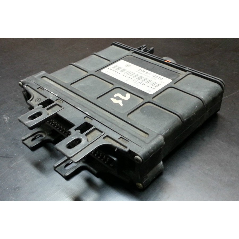 calculateur lectronique pour boite de vitesses automatique vw golf 4 ref 01m927733eq. Black Bedroom Furniture Sets. Home Design Ideas