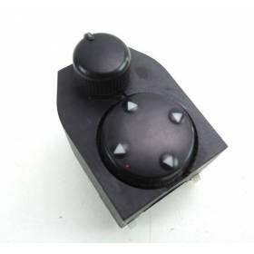 Interrupteur de commande de rétroviseur pour Audi A3 8L / A4 B5 ref 8D0959565A / 8D0959565B