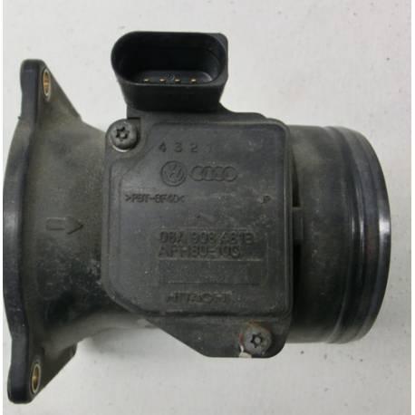 Débitmètre d'air massique Hitachi ref AFH60-10C / 06A906461B / 06B133835E