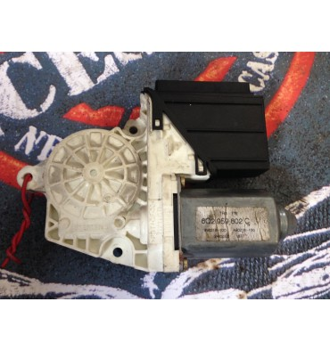 Motor Of Front Window Winder Driver Side For Seat Ibiza