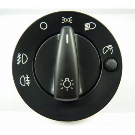 Commodo d'allumage des feux de position / d'éclairage et antibrouillard avant arrière ref 3B0941531A