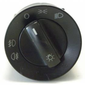 Commodo d'allumage des feux avec antibrouillard avant arrière pour VW ref 6Q0941531C / 6Q0941531N