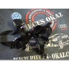 2 ceintures avant pour VW Polo 9N 5 portes ref 6Q4857705M / 6Q4857706M RAA