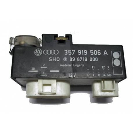 Relais calculateur pour ventilateur du radiateur ref 357919506A / 357 919 506 A