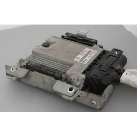 Calculateur moteur pour VW Touran 2L ref 03G906016AL / 03G906016EH / Ref Bosch 0281011450 / 0281011786