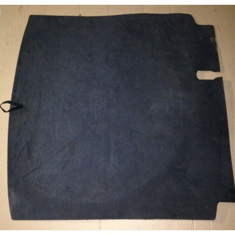 Garniture de fond de coffre / tapis revêtement pour audi A3 8P ref 8P0863463F 87A / 8P0863463K  87A