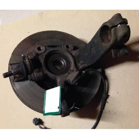 Fusée cache roulement avant passager avec moyeu pour VW Sharan / Seat Alhambra ref 7M0407256G
