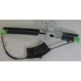 Mécanisme de lève-vitre arrière conducteur sans moteur pour Audi A4 ref 8K0839461A