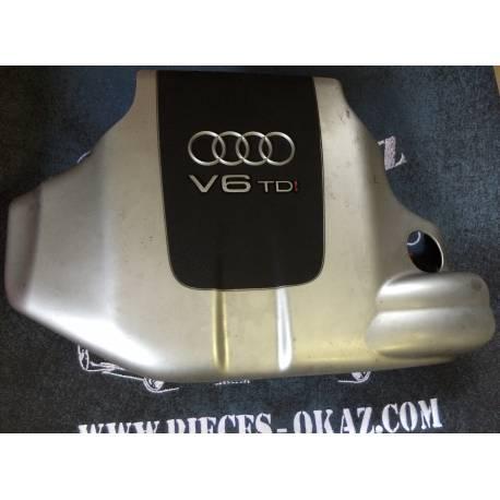 Cache-moteur pour tubulure d'admission pour Audi A6 ref 059103927AC / 059103927AD