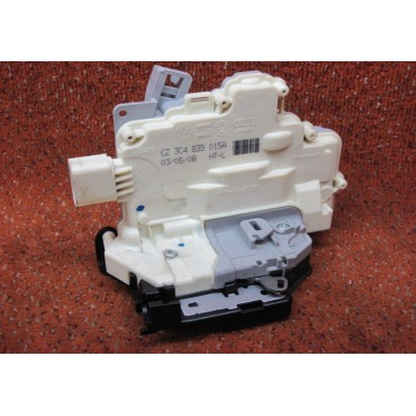 Serrure de centralisation arrière coté conducteur ref 3C4839015A