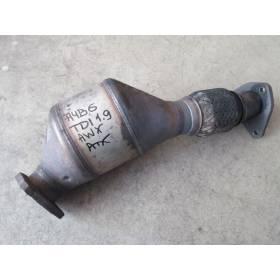 Catalyst / Catalytic converter Audi / Skoda / VW ref 8E0131178AB / 8E0178AB / 8E0131701J / 8E0131702N / 8D0254200X / 8D0254200 X