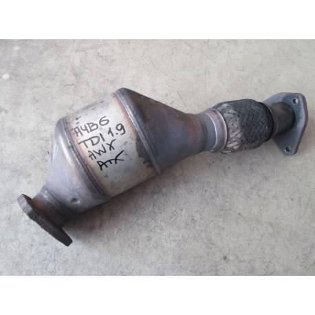 Catalyseur 1L9 TDI pour Audi / Skoda / VW ref 8E0131178AB / 8E0178AB / 8E0131701J / 8E0131702N / 8D0254200X / 8D0254200 X