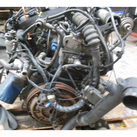 Moteur 1L9 TDI 110 cv type AFN / AVG vendu pour pièce sans garantie pour Audi A4 / VW Passat / Sharan