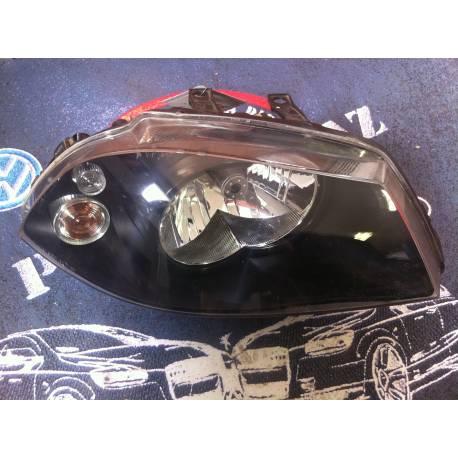 Optique / Double projecteur avant passager pour Seat Ibiza / Cordoba 6L ref 6L1941752M