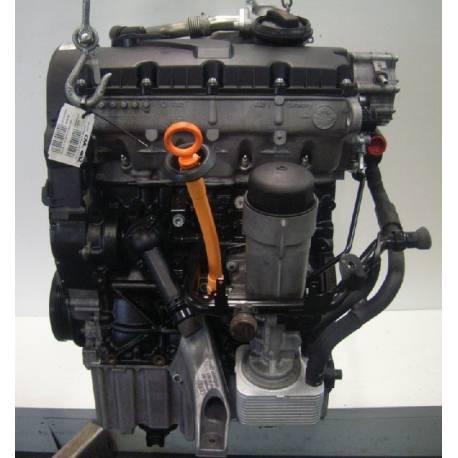 Moteur 2L TDI type BPW / BRC pour Audi A4 / A6 ref 03G100033F  / 03G100033FX / 03G100098GX