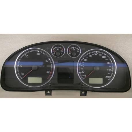 Compteur / combiné porte-instruments pour VW Passat 3B2 ref 3B0920827A / 3B0920827AX / 3B0920829AX