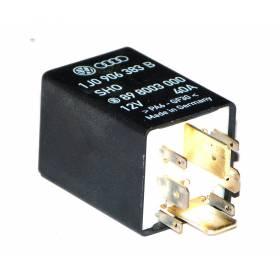 Relais 409 / pour pompe à carburant ref 1J0906383B / 1J0906383C