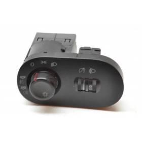 Commodo d'allumage des feux avec anti-brouillard pour Seat Ibiza / Cordoba ref 6L1941531AE / 6L1941531AF