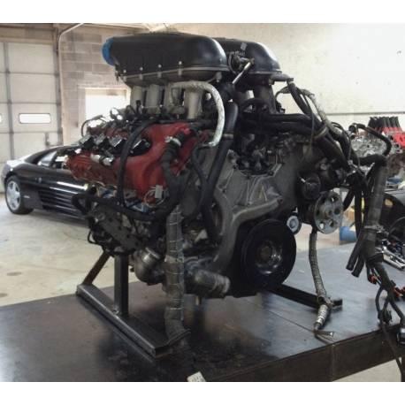 Exclusivité PIECES-OKAZ.COM Moteur Ferrari 430 V8 4L3 490 cv