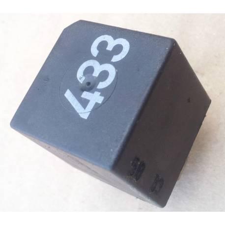 Rele / Unidad de control N° 433 ref 3D0951253A / 7N0951253