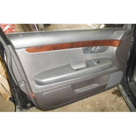 Garniture / Panneau revêtement de porte avant conducteur pour Audi A4 B6 ref 8E1867103 / 8E1867103 17C