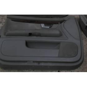 Garniture / Panneau revêtement de porte avant conducteur pour Audi A4 B6 ref 8E1867103 / 8E1867103 MRU
