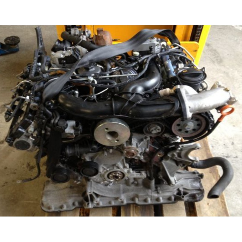 Moteur 3l V6 Tdi Type Bmk Vendu Sans Injection Avec