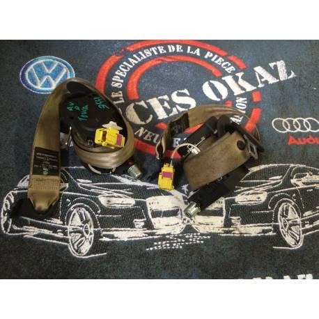 2 ceintures avant pour VW Touran ref 8T1857705A / 8T1857706A RGR