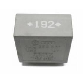 Rele / Unidad de control intervalo de limpiado-lavado  N° 192  ref 1J0955531 / 1J0955531A
