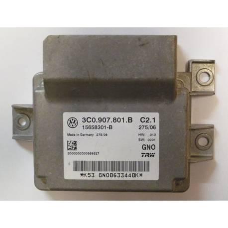 Calculateur frein de stationnement électromécanique VW Passat ref 3C0907801A / 3C0907801B / 3C0907801E / 3C0907801G