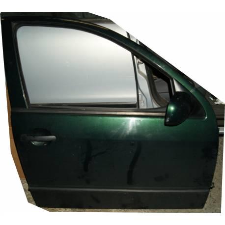 Porte avant passager modèle 5 portes pour Skoda Fabia 6Y ref 6Y0831052