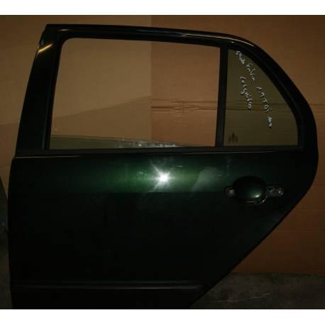 Porte arrière conducteur modèle 5 portes pour Skoda Fabia 6Y ref 6Y6833051