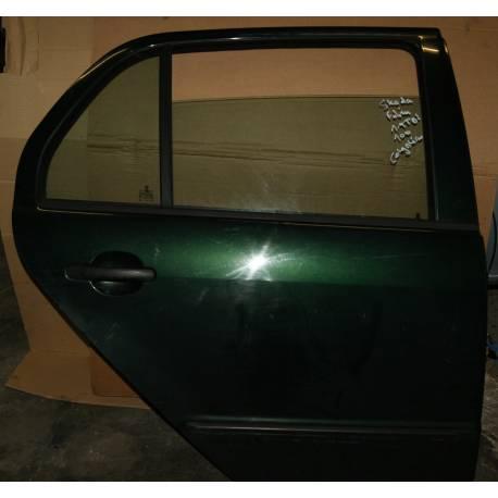 Porte arrière passager modèle 5 portes pour Skoda Fabia 6Y ref 6Y6833052
