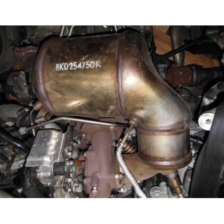 Filtre à particules pour Audi ref 8K0254750K / 8K0254750KX / 8K0254750S / 8K0254750SX