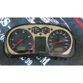 Compteur / combiné porte-instruments pour VW Golf 4 et Bora ref 1J0919880D / 1J0919880DX