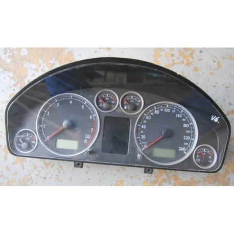 Compteur / combiné porte-instruments pour VW Sharan ref 7M3920840 / 7M3920840X / 7M3920840H / 7M3920840HX