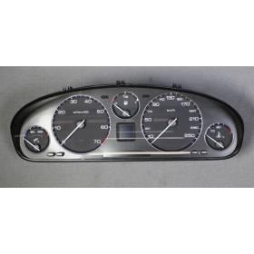 Compteur / combiné porte-instruments pour Peugeot 607 ref 9629598280