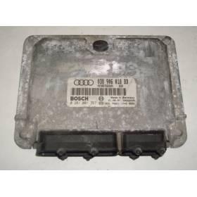 Calculateur moteur pour Audi A3 1L9 TDI 90 cv ref 038906018BB / Ref Bosch 0281001757 / 0 281 001 757