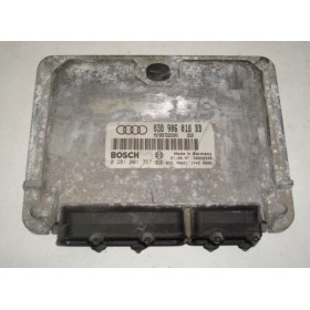 Calculateur moteur ref 038906018BB / Ref Bosch 0281001757 / 0 281 001 757