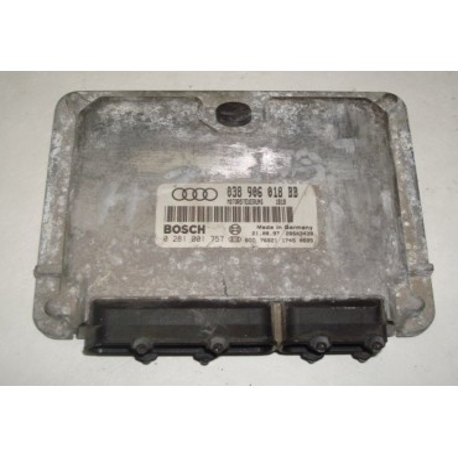 Calculateur moteur ref 038906018BB / Ref Bosch 0281001757 / 0 281 001 757