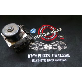 Bloc ABS ref 1J0614117B / 1J0614117C / 1J0614117D / 1J0698117A / 1J0907379G / 1J0907375D / 1J0907375N
