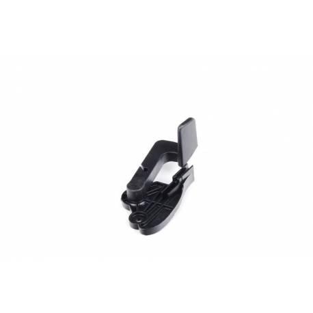 Poignée pour tirant de capot pour Audi A4 B6 / Seat Exeo ref 8E1823533B / 8E1823533B 01C