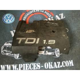 Cache tubulure pour Audi A4 / A6 1L9 TDI ref 028103935B / 028103935N / 028103935Q / 028103935R / 028103935P