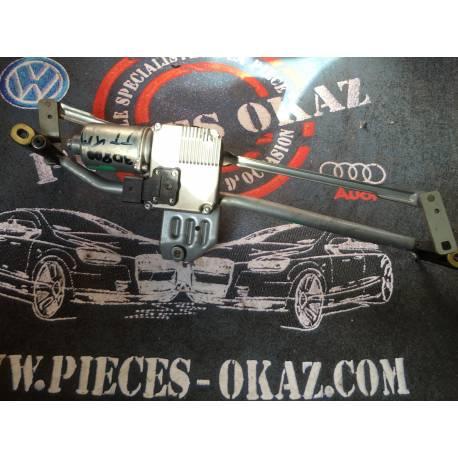 Windshield wiper bracket with wiper motor Audi TT type 8J ref 8J1955119A / 8J1955023A / 8J1955023B / 8J1955023C / 8J1955023D
