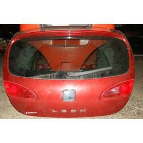 Malle arrière / Coffre vendu sans vitrage / Coloris LS3X pour Seat Leon 2 ref 1P0827024
