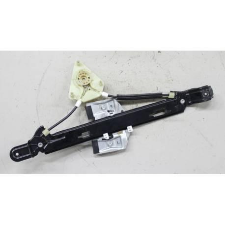 Mécanisme lève-vitre arrière conducteur vendu sans moteur pour Seat Leon 2 ref 1P0839461A