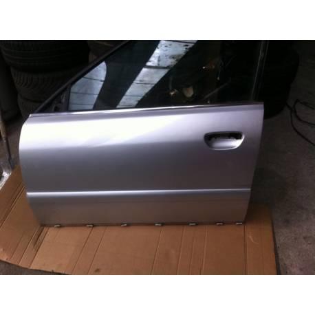 Porte avant conducteur pour Audi A4 B5 Phase 2 coloris gris argent LY7M ref 8D0831051C